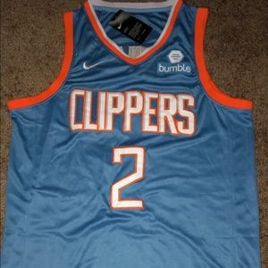 Other - Clippers Kawhi Leonard jersey